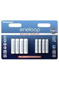 Eneloop 4 x AA + 4 x AAA battery (1900 mAh)